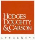 Attorney Lyndsey Lee; Hodges, Doughty & Carson, PLLC